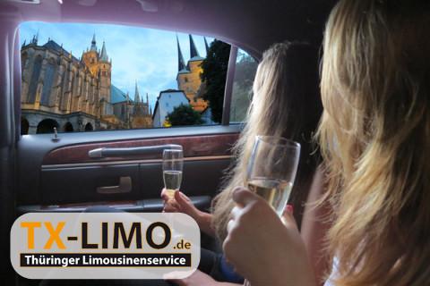 Limousinenservice Erfurt ins Übersee Erfurt